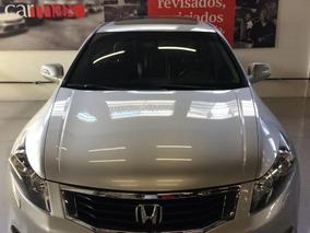Honda Accord Ex 3.5 V6 24v, Impecável, Egf0120