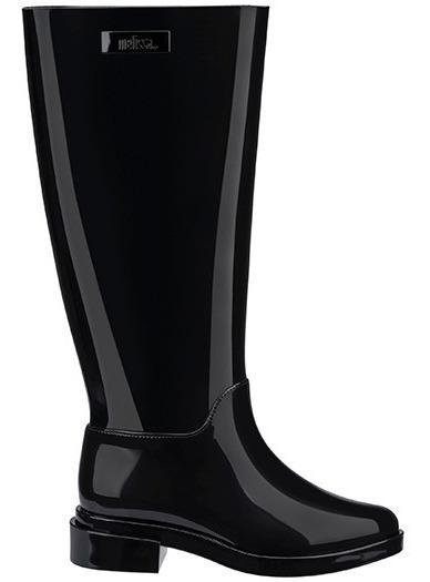 Melissa Bota Long Boot Preta 33/34 Nova Original