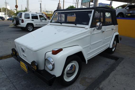 Volkswagen Safari Factura Original De Colección