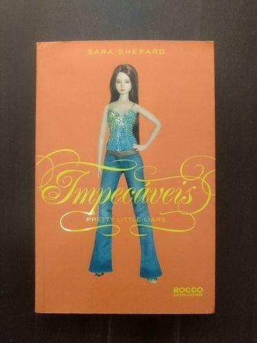 Livro Pretty Little Liars Vol. 2 - Impecáveis Sara Shepard