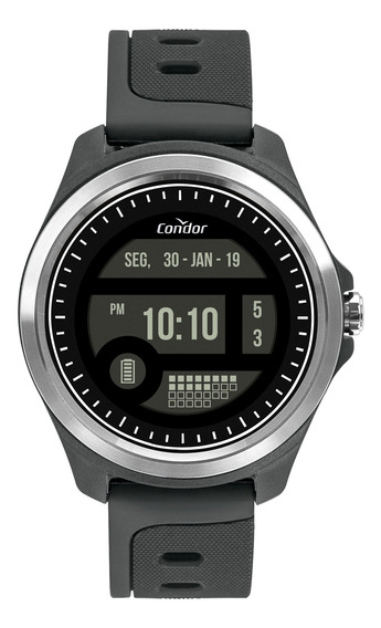 Relógio Masculino Condor Digital+ Touch Screen Cokw05caa/8