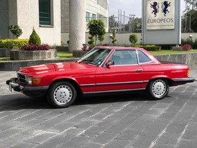 Mercedes-benz Clase 480 Sl Clásico