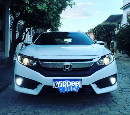 Imagem 1 de 7 de Honda Civic 2018 2.0 Ex Flex Aut. 4p