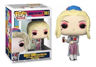 Funko Pop Harley Quinn Birds Of Prey # 303 * Balvanera