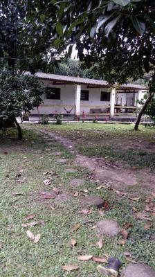 Chácara No Litoral Sul Com 2 Dormitórios Em Itanhaém/sp