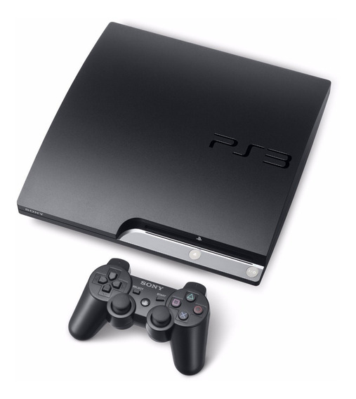 Playstation 3 Desbloqueado 120gb: Seminovo
