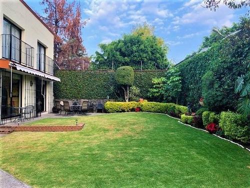 Imagen 1 de 21 de Casa En Venta En Jardines Del Pedregal