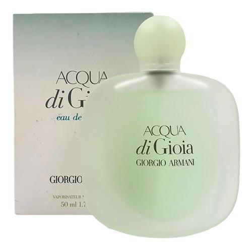 Imagen 1 de 1 de Acqua Di Gioia Edt 50ml (tester) Giorgio Armani