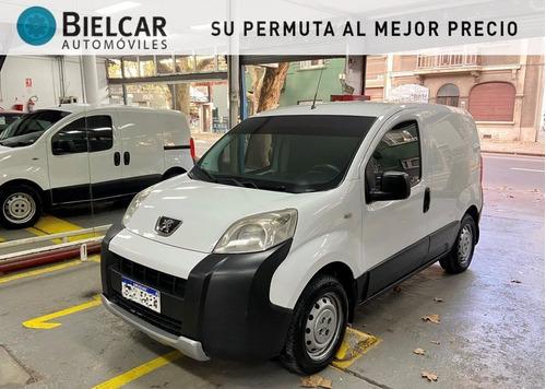 Peugeot Bipper Furgon Full 1.4 Excelente Estado