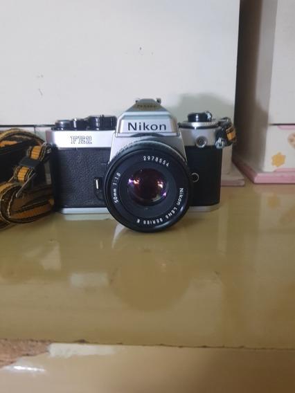 Máquina Fotográfica Nikon