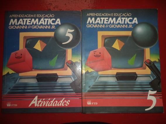 Matemática Aprendizagem Educação 5ª Serie De 1990 Castrucci