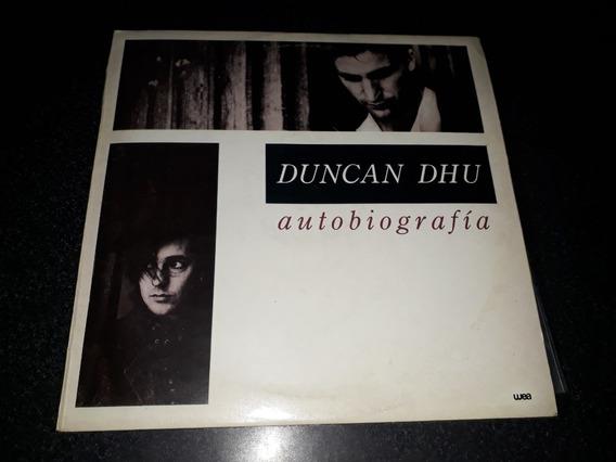 Disco De Vinilo De Duncan Dhu Importado Formatovinilo 0km