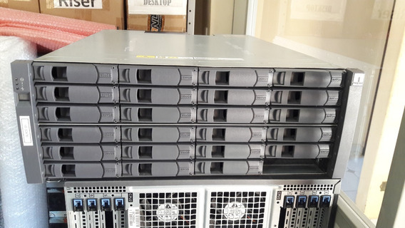 Storage Netapp Ds4243 Com 24 Gavetas Sem Hd