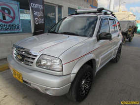 Chevrolet Grand Vitara Mt 2000