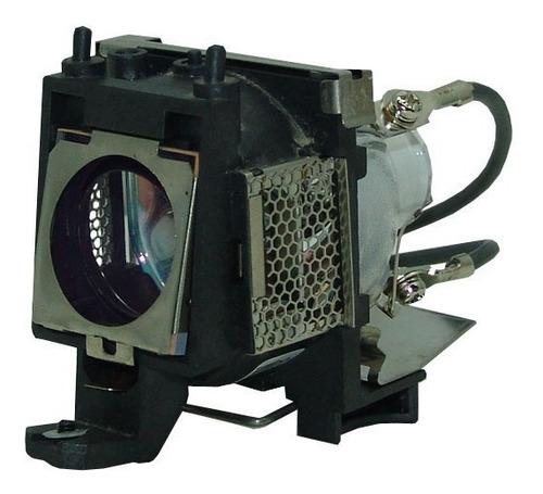Lámpara Con Carcasa Para Benq Mp610 Proyector Proyection
