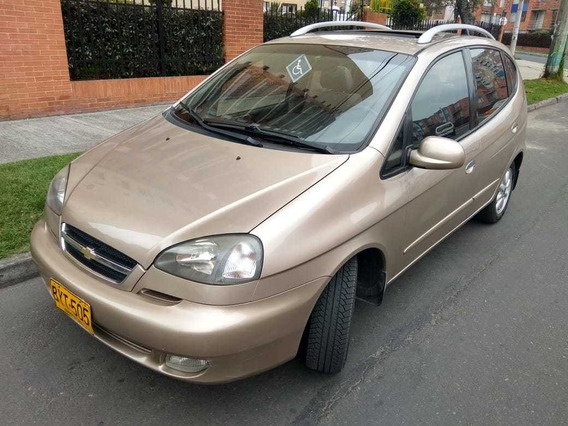 Chevrolet Vivant Lt 2.0 Full Equipo, Sun Roof, Hermosisima!