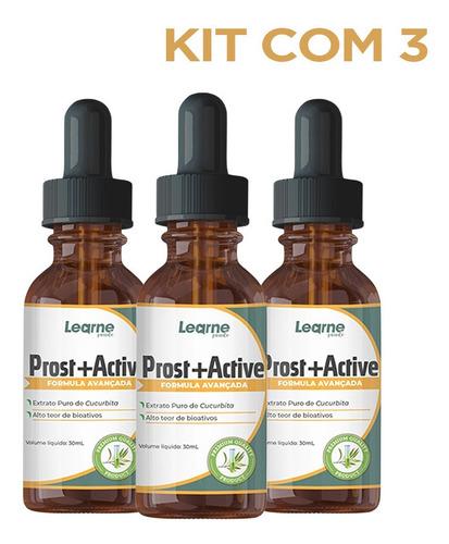 Kit 3 Prost+ Active - Diminuição Da Próstata Natural