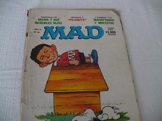 Revista Mad N° 44 Año 1980