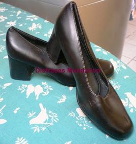 Zapatos Negros Para Cueca