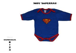 Body Súper Héroes Y Heroínas