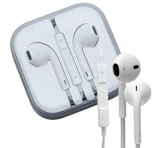 Fone De Ouvido Earpods Original Certificado Apple iPhone