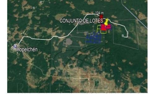 Terrenos En Venta En Yaxché Akal, Hopelchén