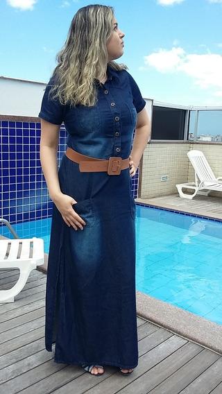 Vestido Longo Moda Evangélica Promoção Black Friday -030.3