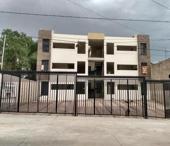 Departamento Nuevo Col. Satelite Cerca De Calz De Gpe.