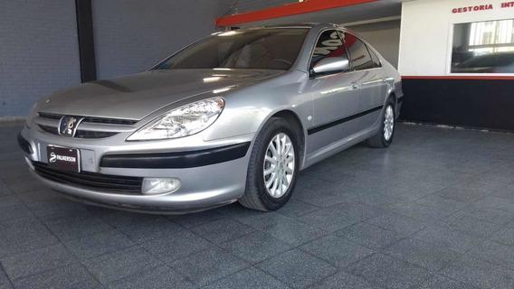 Peugeot 607 3.0 V6 Tiptronic 2004 Financio / Permuto !!