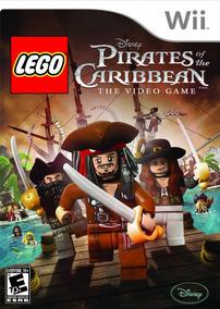 Jogo Wii Piratas Do Caribe Lego (mídia Física)
