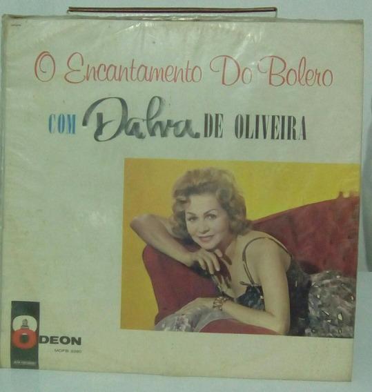Dalva De Oliveira -o Encantamento Do Bolero Com (promoçao)