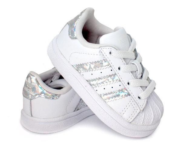 Tênis Infantil adidas Superstar 360 El I (18 Ao 25)