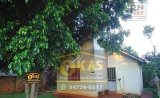 Casa Residencial À Venda, São José Do Itavó, Itaipulândia./ Pr - Cód. Ca0132 - Ca0132