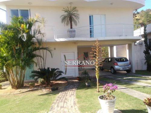 Casa Com 3 Dormitórios À Venda, 215 M² Por R$ 1.500.000,00 - Condomínio Villagio Di Verona - Vinhedo/sp - Ca0596