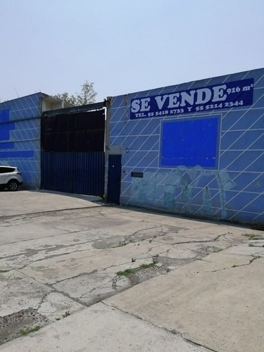 Mf Venta De Terreno Santa Martha Acatitla.