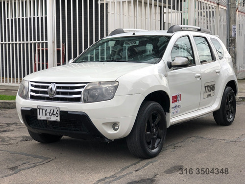 Renault Duster Dynamique 4x4 2000icc Mt Aa Ab Abs Dh Fe