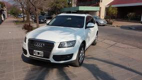 Audi Q5 2.0 Tfsi Quattro 5 Puertas C/techo Blanca