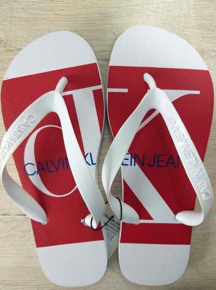 Chinelo Calvin Klein (opções/cores) 100% Original Com Nf