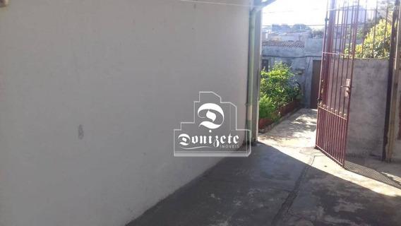 Terreno À Venda, 250 M² Por R$ 350.000 - Cidade São Jorge - Santo André/sp - Te0832