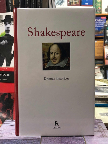 Dramas Históricos - Shakespeare - Gredos -  Tomo 3