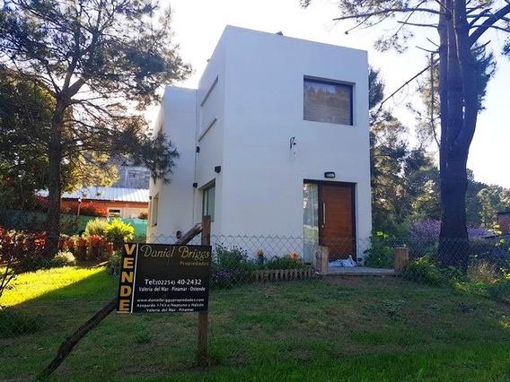 Vendo Casa En Valeria Del Mar Con Proyecto De Ampliación