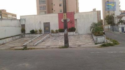 Ponto Comercial À Venda, Fátima, Fortaleza. - Codigo: Pt0002 - Pt0002