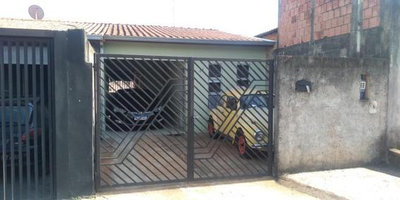 Casa Com 1 Dormitório À Venda, 90 M² Por R$ 180.000 - Parque Residencial Rosamélia - Cosmópolis/sp - Ca7161