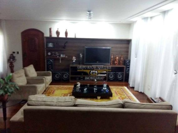 Sobrado Com 4 Dormitórios À Venda, 264 M² Por R$ 1.645.000,00 - Vila Formosa - São Paulo/sp - So1379