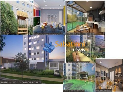 Imagem 1 de 2 de Apartamento A Venda Em Sp Cambuci - Ap04671 - 69404022