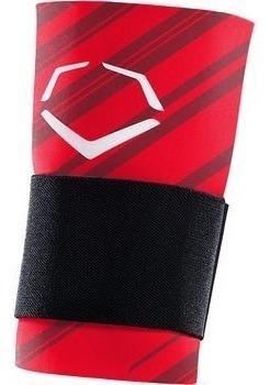 Evoshield Wristband Con Strap Muñequera Roja L