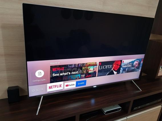 Smart Tv Samsung Suhd 4k 49 Ks7000 Hdr Pontos Quanticos