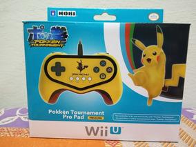 Controle Pokken Wiiu