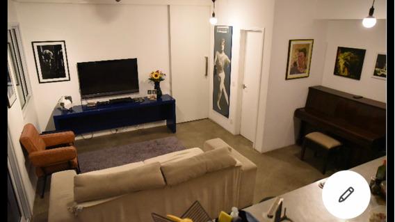 Apartamento Ampliado Alto Padrão Anhangabaú
