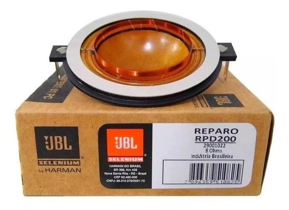 Reparo Original Para Driver Corneta D200 Jbl Selenium